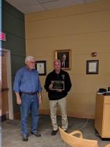 2017 William B. Mayre Award Winner, Dennis Curry, Maryland Historical Trust